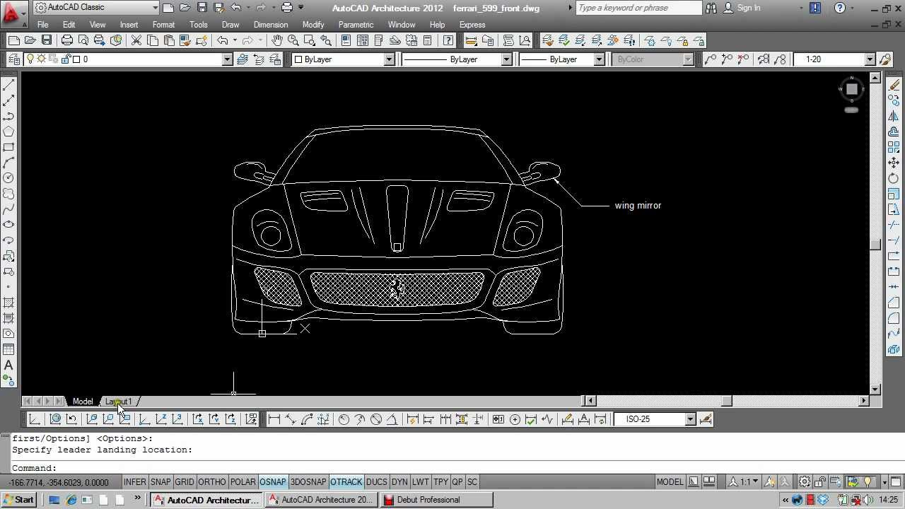 autocad 2012 tutorial for beginners