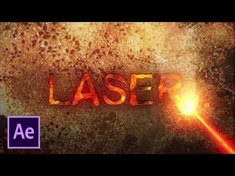 after effects laser beam tutorial