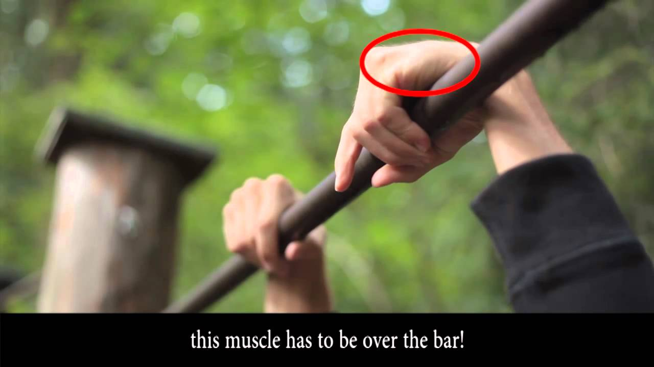 best muscle up tutorial