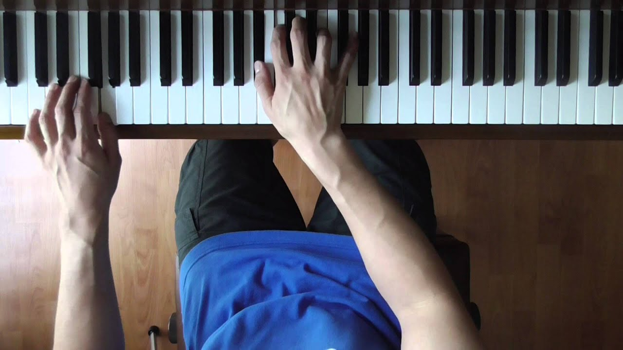 come as you are piano tutorial