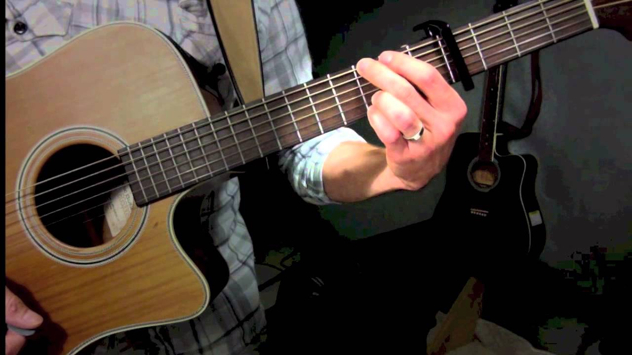 need you now guitar tutorial
